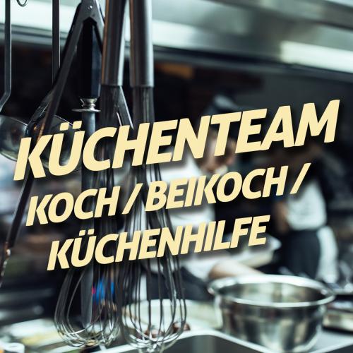 KüchenteamSchriftzug